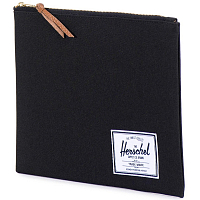Herschel NETWORK LARGE - MESH BLACK1