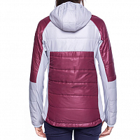 Majesty ASGAARD II JACKET LADY BURGUNDY/GREY