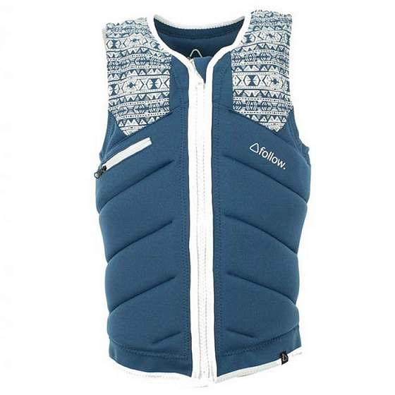 Жилет водный FOLLOW LACE PRO IMPACT LADIES VEST SS17 от FOLLOW в интернет магазине www.traektoria.ru - 1 фото