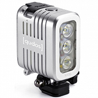KNOG Qudos Action Light SILVER