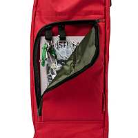 Skate Bag City RED