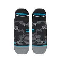 Stance RUN MENS HONOR TAB LW BLACK