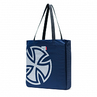 Herschel NEW PACKABLE TOTE MEDIEVAL BLUE