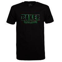 Baker BRAND LOGO ORACLE BLK TEE BLACK