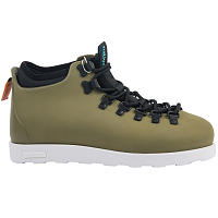 NATIVE FITZSIMMONS JUICE GREEN / SHELL WHITE