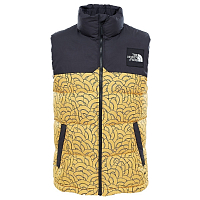 The North Face M 1992 NUPTSE VEST T YELLOW DO (WWR)