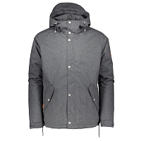 Makia LINED RAGLAN JACKET GREY