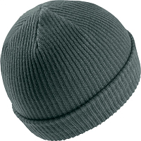Nike U NK BEANIE FISHERMAN MIDNIGHT GREEN/WHITE