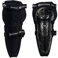Robowear LIMITED KNEE-SHIN GUARD BLACK