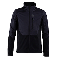 SWEET PROTECTION SUPERNAUT FLEECE JACKET Charcoal Gray/True Black