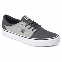 DC TRASE TX SE M SHOE CHARCOAL GREY