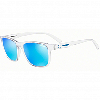 Arnette SHOREDICK CRYSTAL/GREEN MIRROR LIGHT BLUE