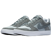 Nike SB DELTA FORCE VULC COOL GREY/COOL GREY-WOLF GREY-WHITE