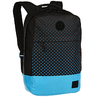 Nixon BEACONS BACKPACK Black/Blue