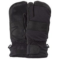 Pow AUGUST SHORT TRIGGER MITT BLACK