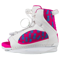 Ronix AUGUST GIRL'S BOOT WHITE / PINK PINEAPPLE EXPRESS