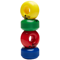 ENJOI SPECTRUM WHEELS MULTI