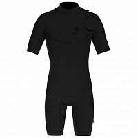 ANKER 2/2 SPRING SUIT ZIPFREE BLACK