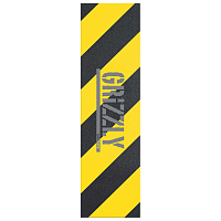 Grizzly HAZARD STAMP GRIP YELLOW