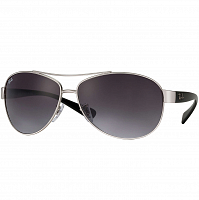 Ray Ban RB3386 SILVER/GREY GRADIENT
