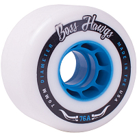 Landyachtz BOSS HAWGS WHITE (BLUE)