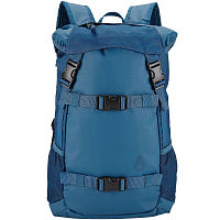 Nixon SMALL LANDLOCK BACKPACK Moroccan Blue