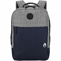 Nixon BEACONS BACKPACK Black Wash/Navy
