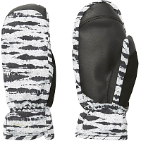 Billabong LARK WOMEN MITTS BLACK/WHITE