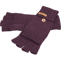 Coal THE CAMERON GLOVE PLUM