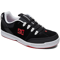 DC Syntax M Shoe BLACK/GREY/RED