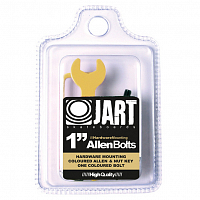 Jart BLISTER MOUNTING BOLTS ALLEN AND TOOL ASSORTED