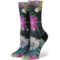 Stance BLUE WOMEN TROPIC FEVER BLACK