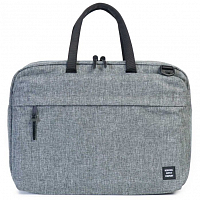 Herschel SANDFORD Raven Crosshatch