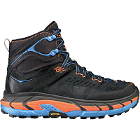 HOKA M TOR ULTRA HI WP ANTHRACITE/ORANGE CLOWN FISH