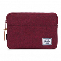 Herschel ANCHOR SLEEVE FOR IPAD MINI WINETASTING CROSSHATCH