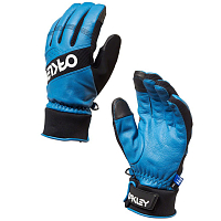Oakley FACTORY WINTER GLOVE 2 ELECTRIC BLUE