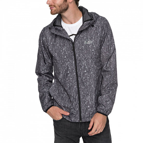 Ветровка QUIKSILVER EVERYDAY JACKET M JCKT SS18 от Quiksilver в интернет магазине www.traektoria.ru - 1 фото