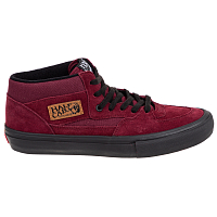 Vans MN HALF CAB PRO (SPLIT FOXING) PORT ROYALE/BLACK