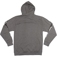 CRABGRAB CLAW SLEEVES HOODY HEATHER GREY