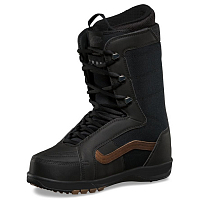 Vans MN HI-STANDARD PRO BLACK/BROWN