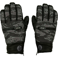 Volcom LET IT STORM GLOVE Camouflage