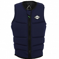 FOLLOW CORP CE MENS JACKET NAVY