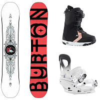 Burton W PARK PACKAGE 0