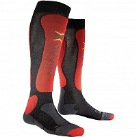 X-Socks XS SKI COMFORT MAN ANTHRACITE/RED