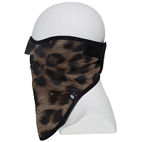 686 WMS MAIDN BONDED FLCE FACEMASK LEOPARD