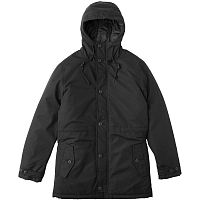 RVCA NO BOUNDARIES PARKA BLACK