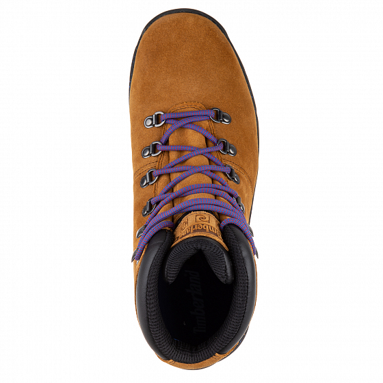 Ботинки TIMBERLAND WORLD HIKER MID FW19 от TIMBERLAND в интернет магазине www.traektoria.ru - 5 фото