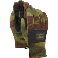 Burton MB EMBER FLEECE GLV BRUSH CAMO
