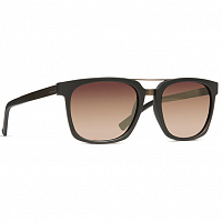 VonZipper PLIMPTON BLACK SATIN RUST / RUST GRADIENT