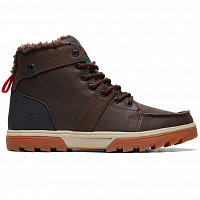 DC WOODLAND M BOOT BROWN/GREEN/BLACK